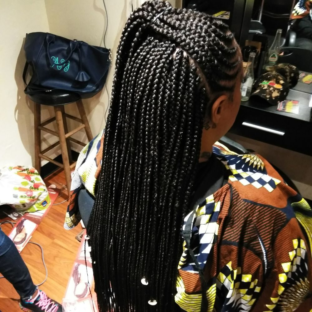 Annagrace African Braids: 3515 Maryland Ave, Cheverly, MD
