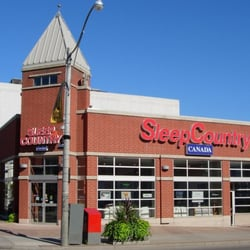 Sleep Country Canada Summer Hill Toronto On Yelp