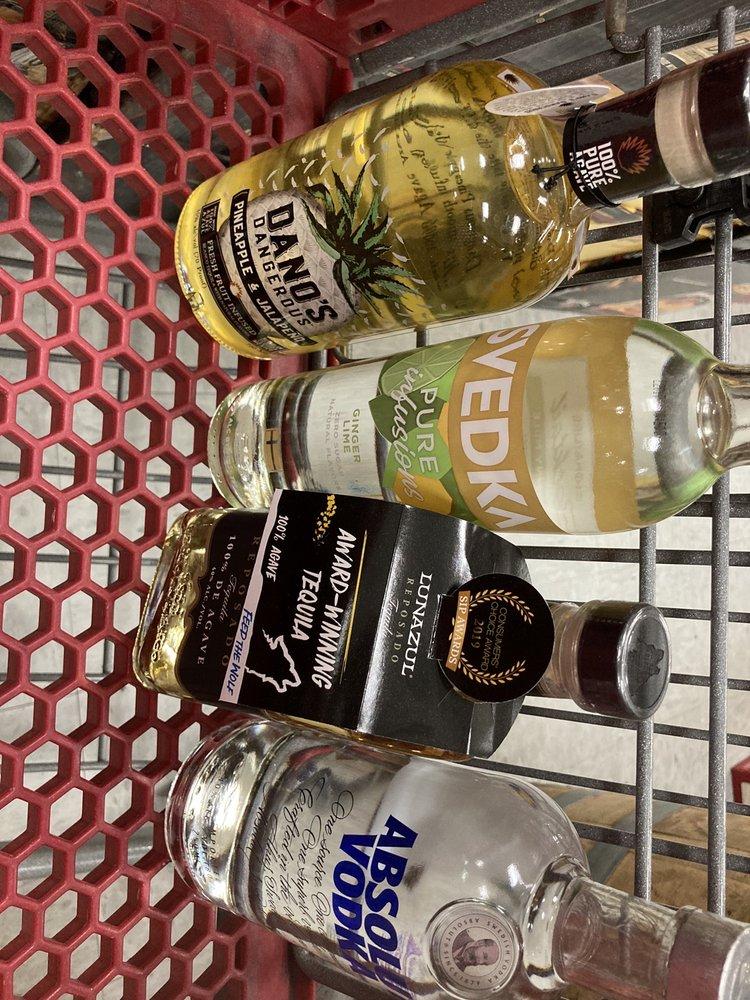 Ace Liquor Center: 8106 T P White Dr, Cabot, AR