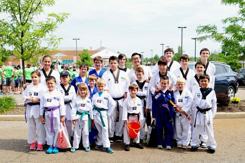 Social Spots from World Champion Taekwondo