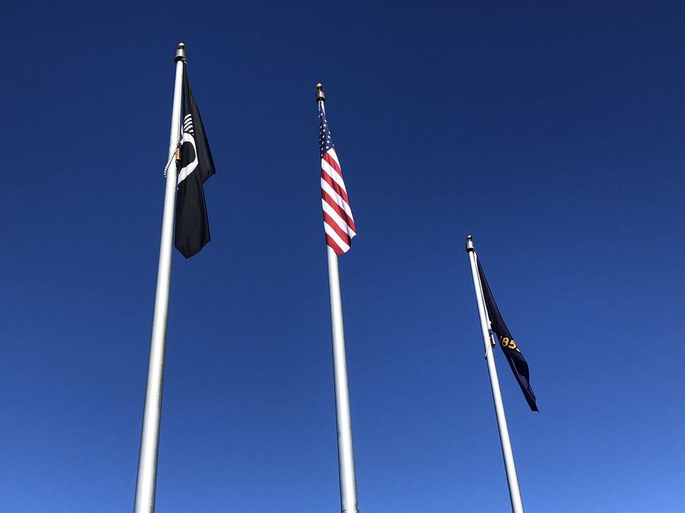 David Dewitt Veterans Memorial: 66304 US 101, North Bend, OR
