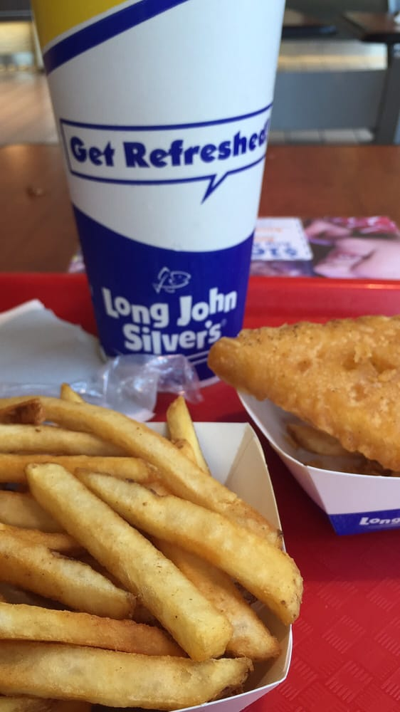 Long john silver s american new 378 ml of am for Long john silver s fish and chips