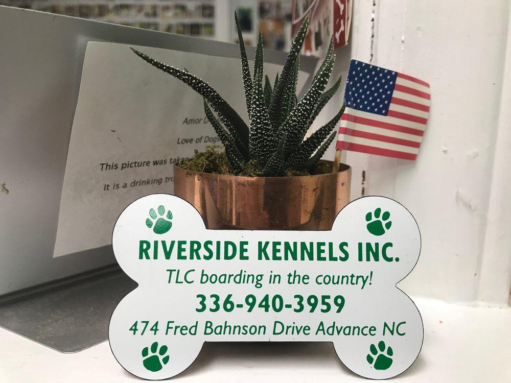 Riverside Kennels: 474 Fred Bahnson Dr, Advance, NC