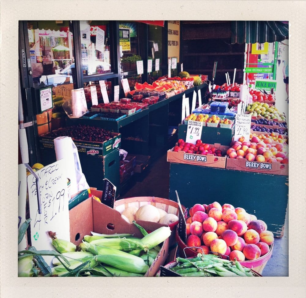 Pusateri Fruit Market