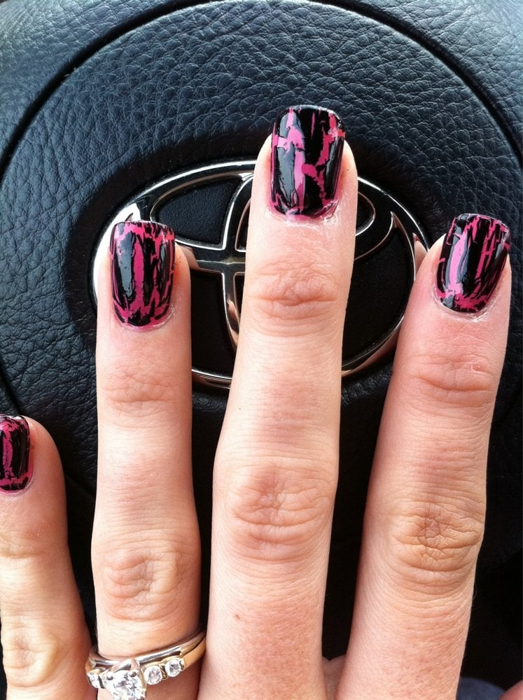 Katy perry nails by Catherine!! She\'s amazing!!! - Yelp