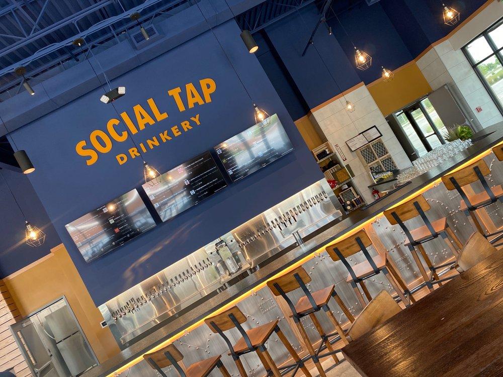 Social Tap: 4510 E 19th St N, Wichita, KS