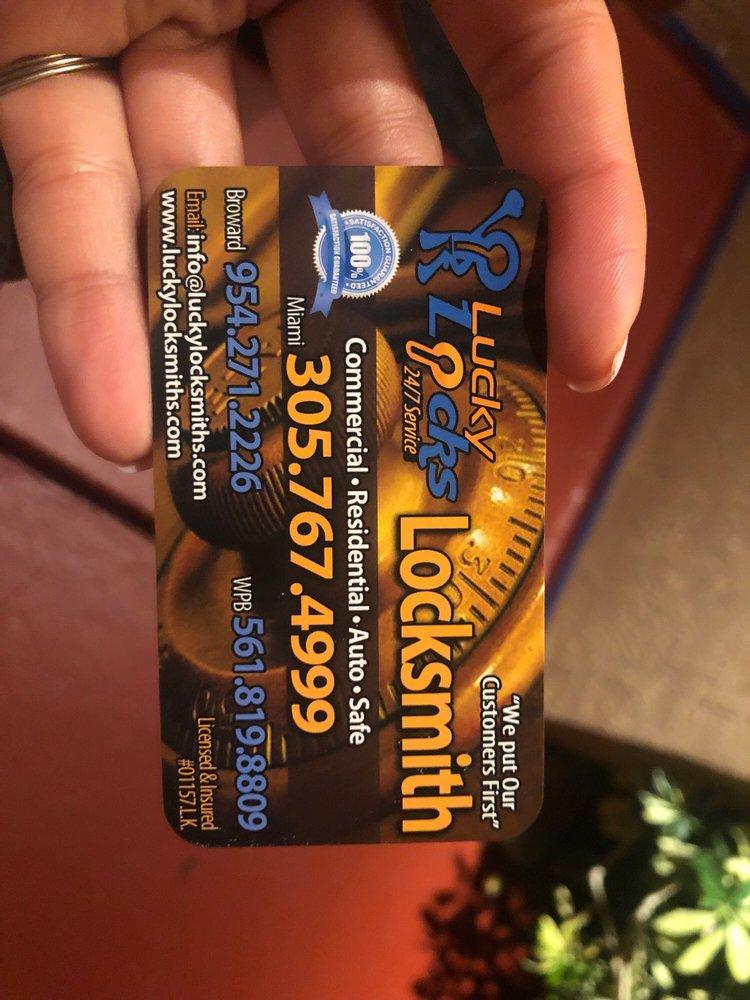Lucky Locks: 10900 SW 104th St, Miami, FL