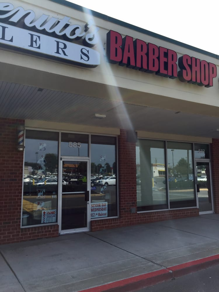 Old Line Barbers: 585 Baltimore Pike, Bel Air, MD