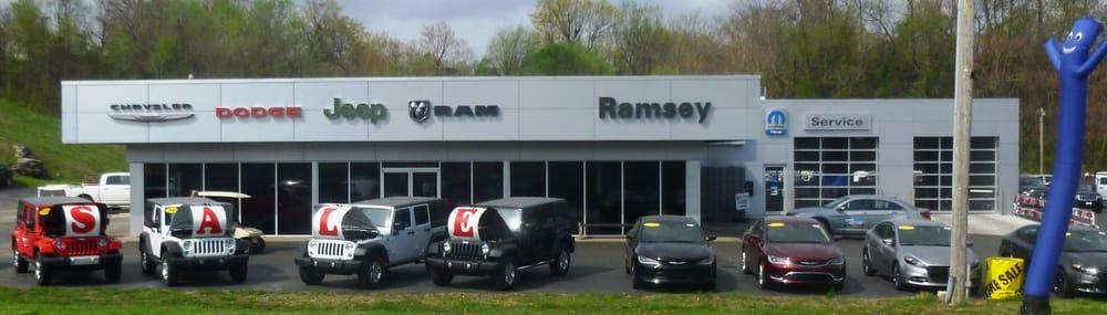 Ramsey Motor Company: 502 US-65, Harrison, AR