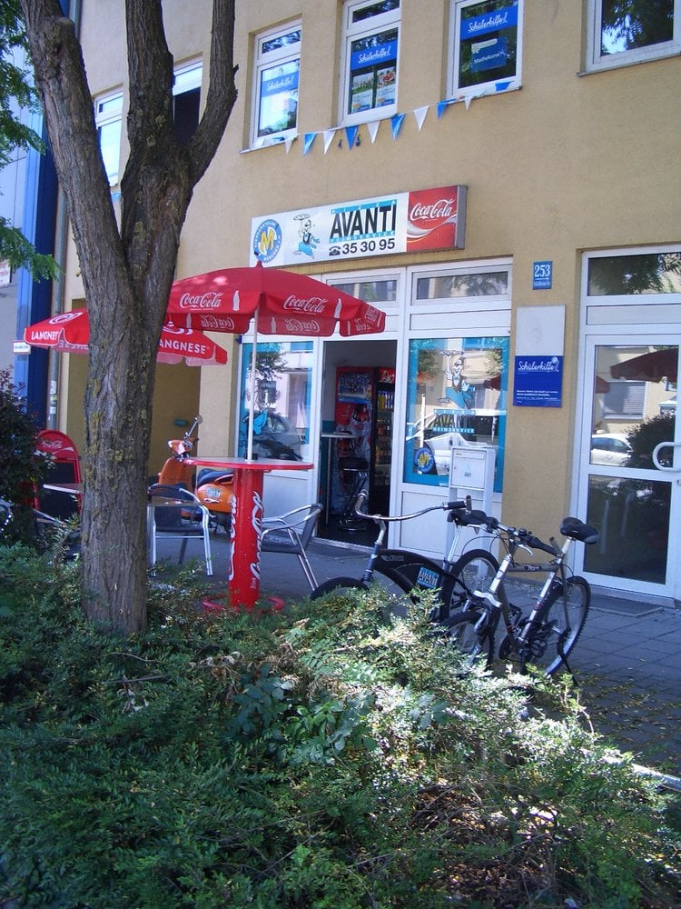 pizza avanti gesloten bezorgdiensten voor eten maxvorstadt m nchen bayern duitsland. Black Bedroom Furniture Sets. Home Design Ideas