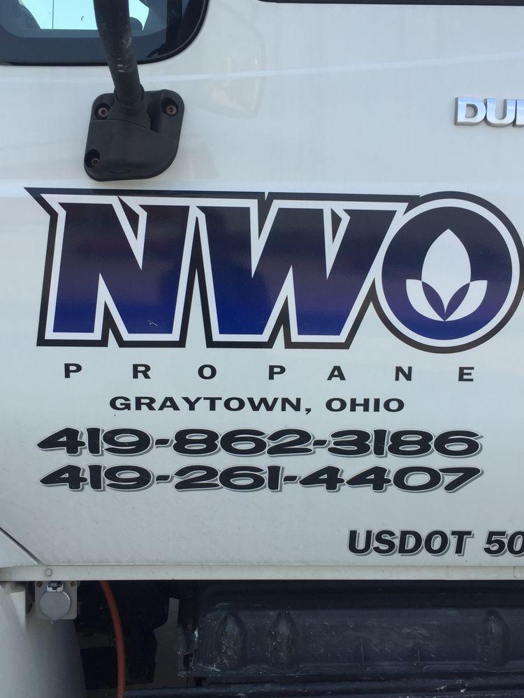 NWO Propane: 2545 N Graytown Road, Graytown, OH