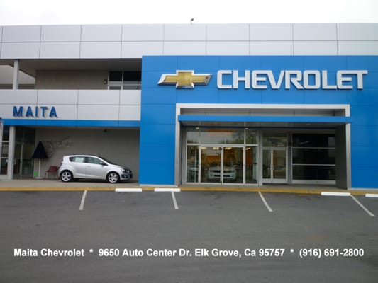 Maita Chevrolet 9650 Auto Center Dr Elk Grove Ca Auto