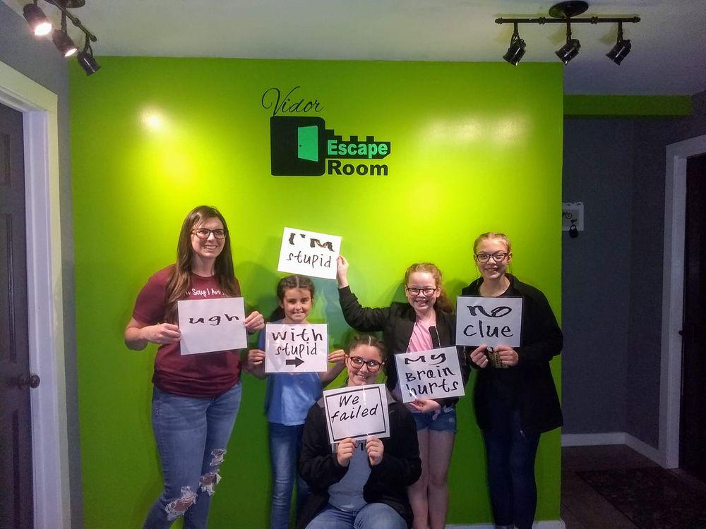 Vidor Escape Room: 1745 Hwy 12, Vidor, TX