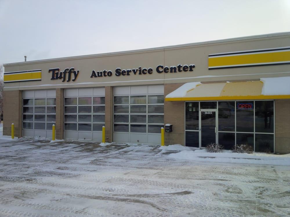 Tuffy Tire & Auto Service Center: 1685 SE Delaware Ave, Ankeny, IA