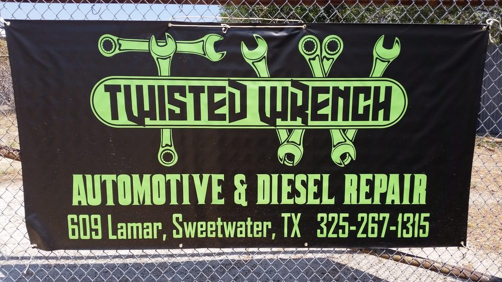 Towing business in Sweetwater, TX