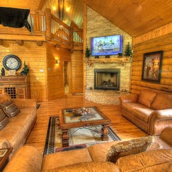 Photo Of Maples Ridge Cabin Rentals   Sevierville, TN, United States.  Creekside Lodge
