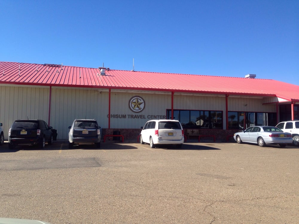 Chisum Travel Center: 2369 Hwy 469, San Jon, NM