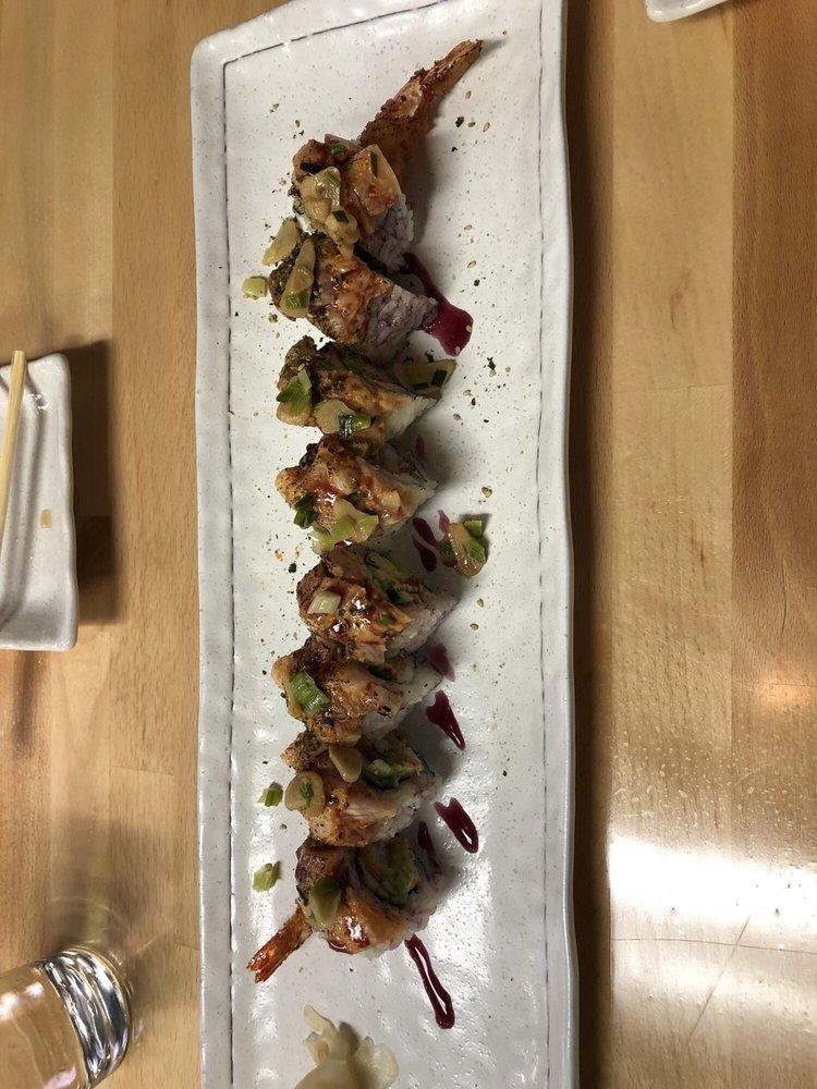 Momo Sushi: 895 W Eisenhower Pkwy, Ann Arbor, MI