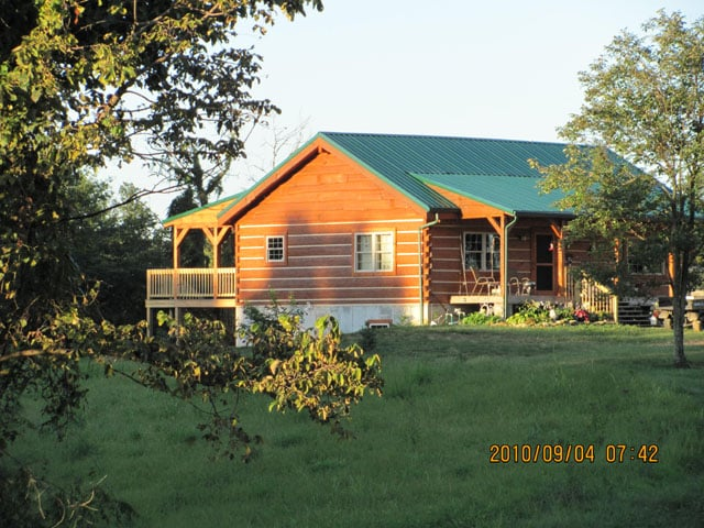 Appalachian Log And Timber Homes Contractors 11312