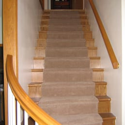 Photo Of Floor Coverings International Wichita   Wichita, KS, United  States. Staircase 3