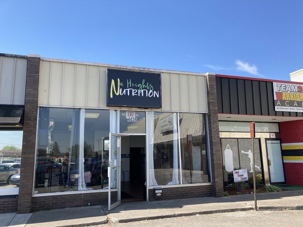 NU Heights Nutrition Club: 4438 Powell Rd, Huber Heights, OH