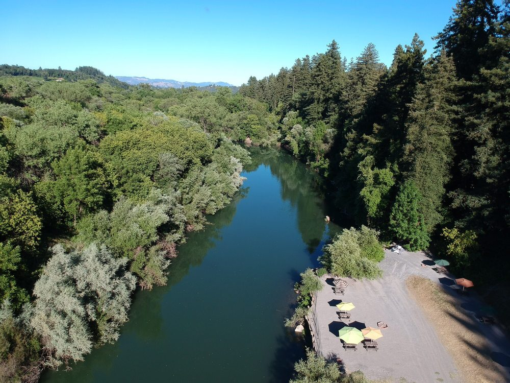 Mirabel Park Resort Burkes: 8600 River Rd, Forestville, CA