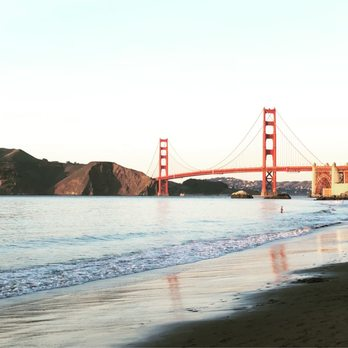 Photo Of Baker Beach San Francisco Ca United States