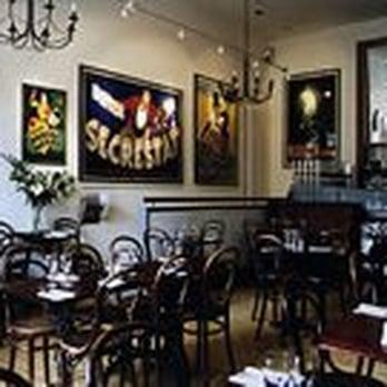Le Sept Restaurant Edinburgh