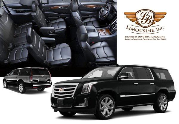 LB Limousine: Los Angeles, CA