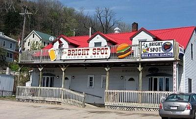 Bright Spot Tavern & Restaurant: 120 S Mill Park Rd, De Soto, WI