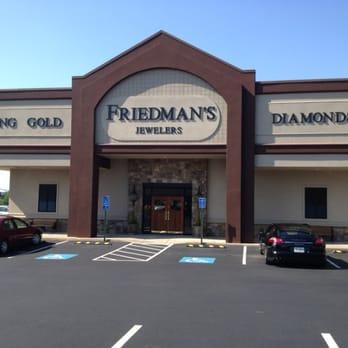 Friedman s jewlers store 5590 jewellery 3450 for Jewelry stores augusta ga