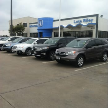 Lute riley honda 26 photos 148 reviews car dealers for Lute riley honda 1331 n central expy richardson tx 75080