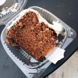Lloyd S Carrot Cake New York Ny