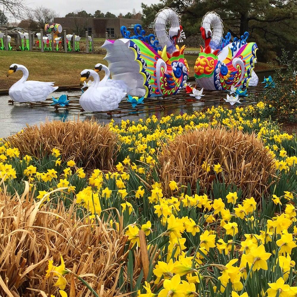 Photos for Lantern Asia at Norfolk Botanical Garden - Yelp