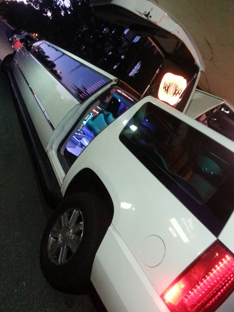 Photo of Blue Streak Limo - Totowa NJ United States. 2012 Luxury Cadillac & 2012 Luxury Cadillac Escalade Jet Doors - Yelp