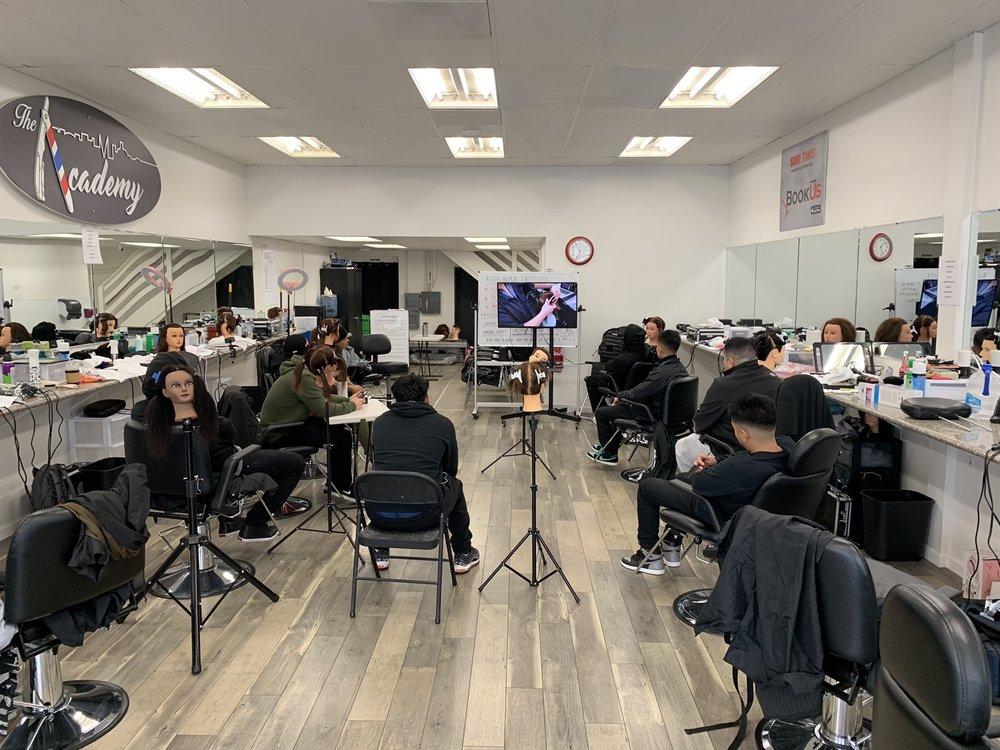 The Academy Barber College: 998 Geneva Ave, San Francisco, CA