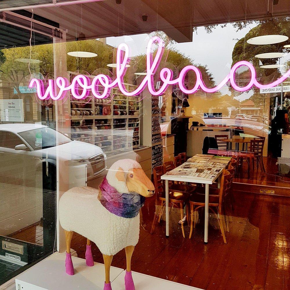 Image result for Wool Baa port melbourne