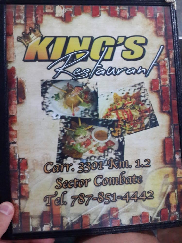 King's Restaurant: Cll 1, Boquerón, PR
