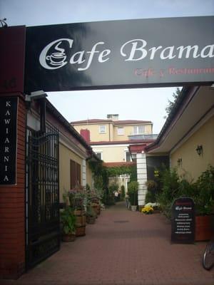 Cafe Brama Cafes Bpa świrskiego 46 Siedlce Poland