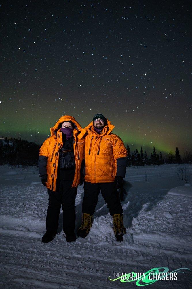 The Aurora Chasers: 3875 Geist Rd, Fairbanks, AK