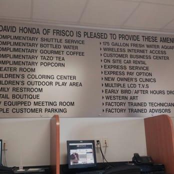 Photo Of David McDavid Honda Of Frisco   Frisco, TX, United States. List