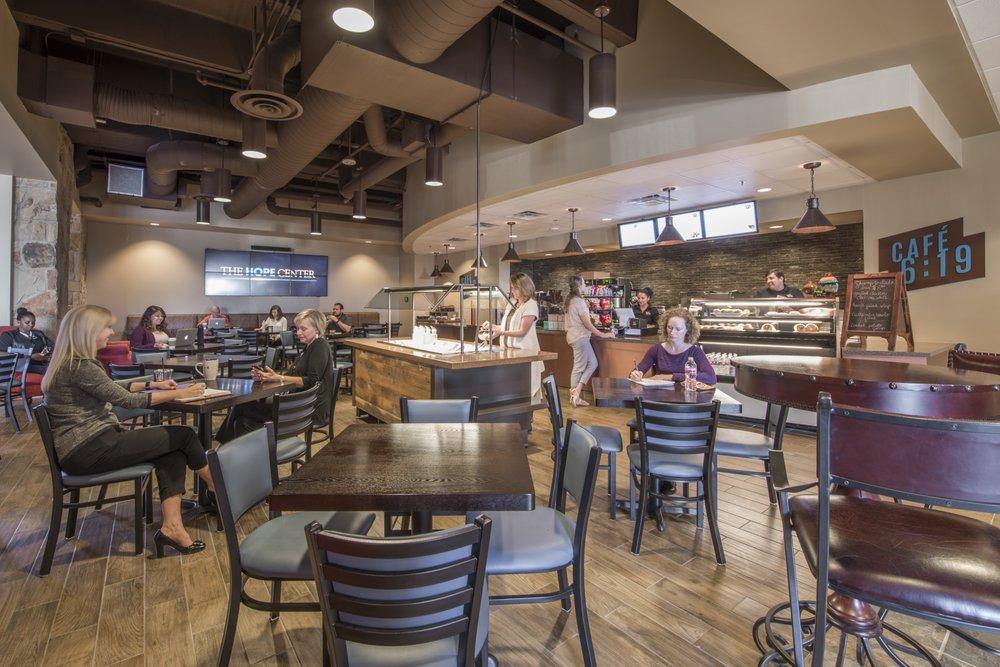 Cafe 6:19: 2001 W Plano Pkwy, Plano, TX
