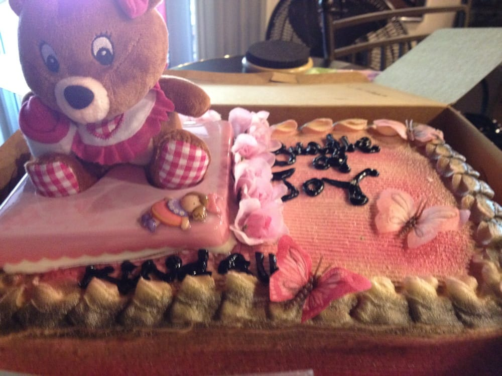 wedding cakes richmond ca pic of baby shower cake totally different from what asked 25367