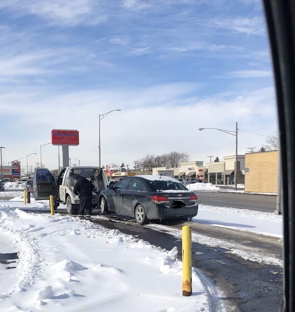 Towing business in Schiller Park, IL