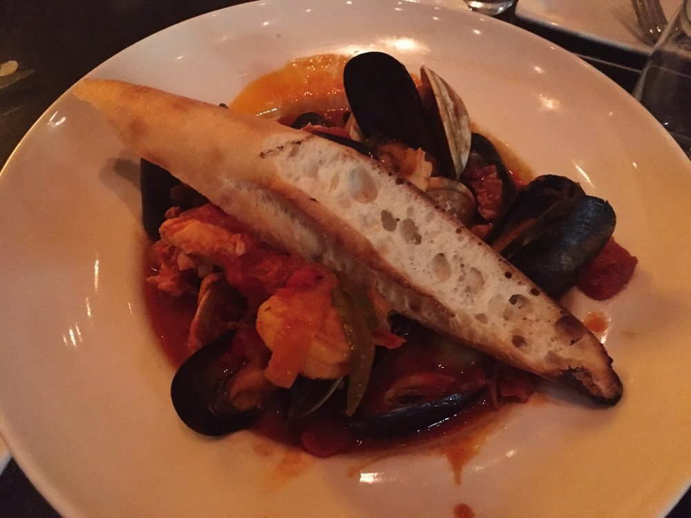 Astonishing Bouillabaisse Lots Of Seafood Love It Costs 30 Dollars Download Free Architecture Designs Grimeyleaguecom