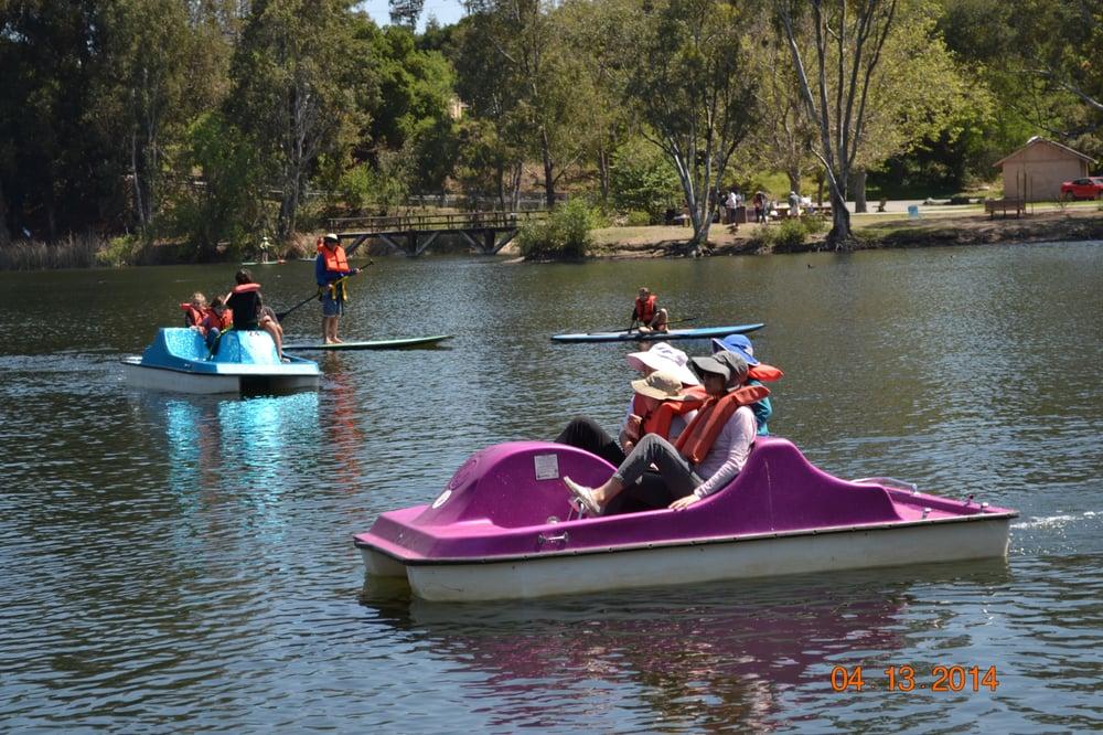 Vasona Lake Boating-LGS Recreation
