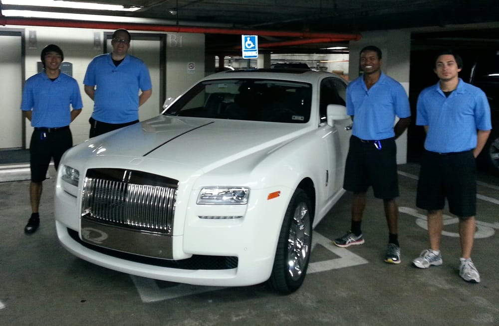 Legacy Valet Parking Services: Plano, TX