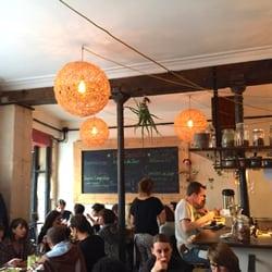 Sol semilla 116 photos 57 avis sans gluten 23 rue des vinaigriers canal st martin gare - Restaurant rue des vinaigriers ...