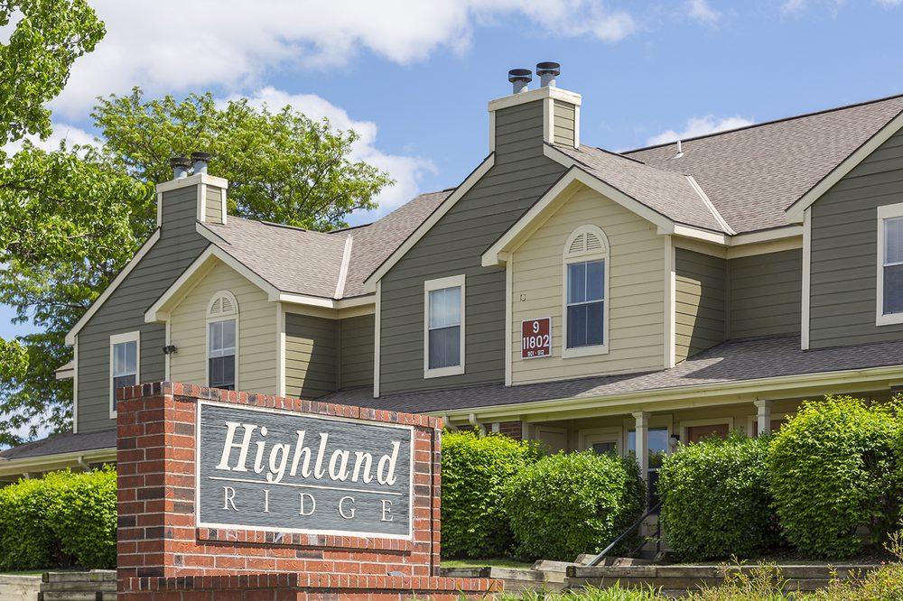 Highland Ridge Apartments Overland Park