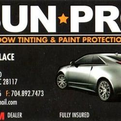 Sun Pro Car Window Tinting 136 Stutts Rd Mooresville